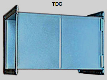 Rectangular duct RTD